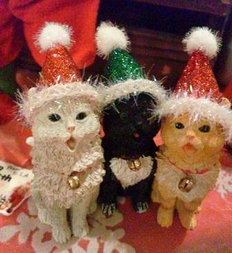 サンタさんちの猫2