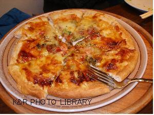 LIONミックスピザ