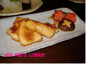 竹の子ステーキ