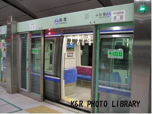 ゆりかもめ新橋駅