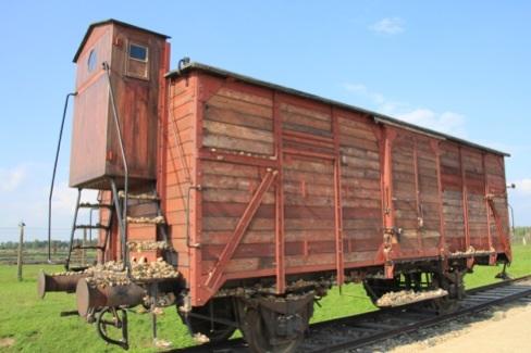 ビルケナウ 列車