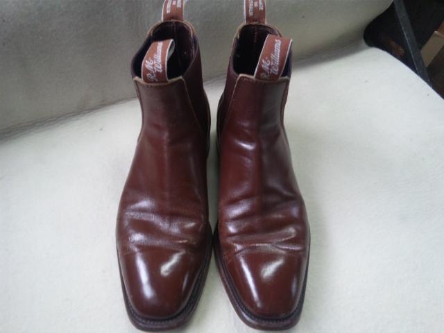 110817靴全体施工前