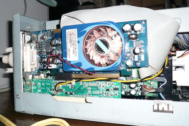 改造 PCIEX1-PCI