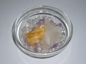 s-水晶、オレンジカルサイト