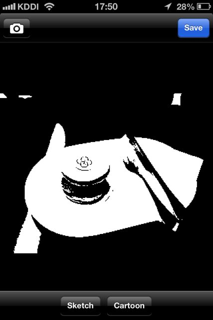Sketch 劇画
