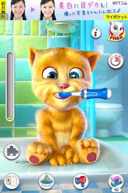 ジンジャー 歯磨き
