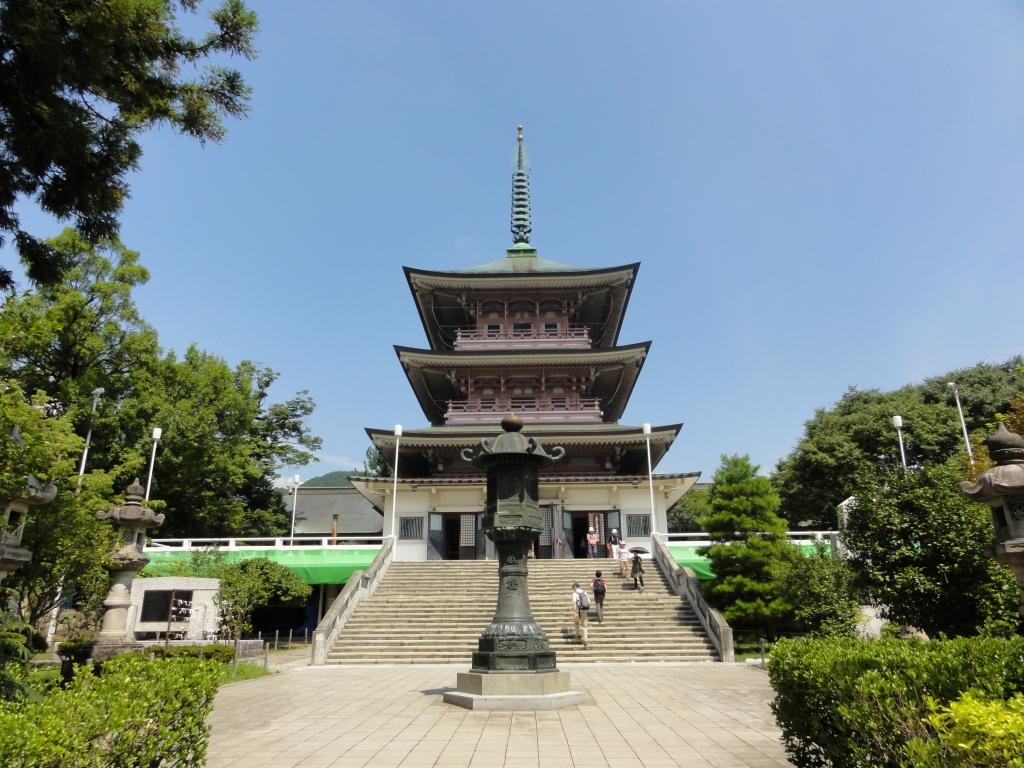 つればし信州旅行記2~諏訪湖から善光寺~トラックバックURL