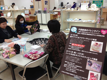 130211 千里阪急百貨店イベントc