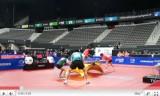 世界卓球2011 郝帥/木子(中国/混合)試合3