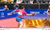 世界卓球2011 馬琳(中国)VSシュテガー
