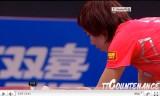 世界卓球2011 李暁霞VS郭躍(女子)