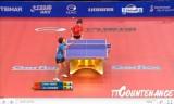 世界卓球2011 丁寧VS劉詩文(女子)