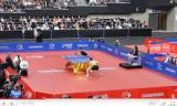 世界卓球2011 ボルVSオフチャロフ