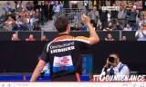 世界卓球2011 ボル(ドイツ)VS陳杞(中国)