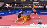 世界卓球2011 王励勤(中国)VS張継科(中国)