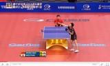 世界卓球2011 水谷隼VS王皓(準々決勝)