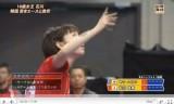 世界卓球2011 石川佳純VS梁夏銀(3回戦)