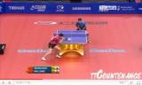 世界卓球2011 馬龍(中国)VS王皓(中国)