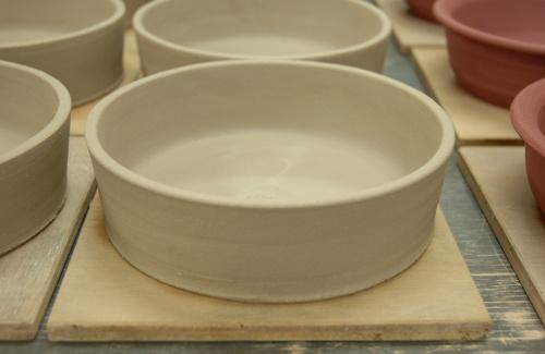 制作グラタン皿白