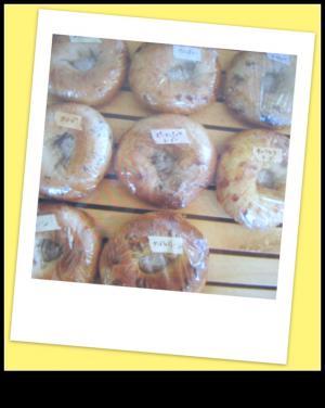 bagel発送の写真 2000円