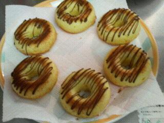 焼きドーナツ4