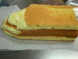 新幹線ケーキ2