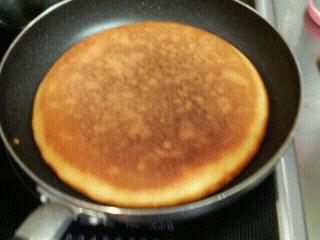 ホットケーキサンド1