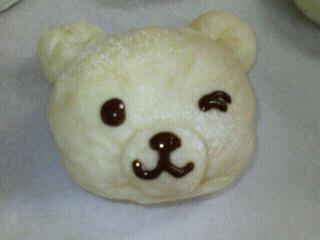 白クマパン4