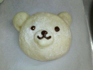 白クマパン3