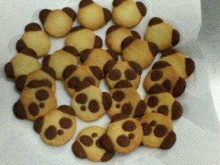 パンダクッキー3