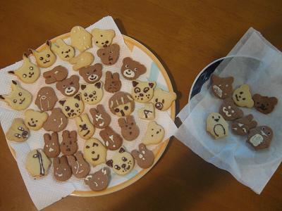色々クッキー6