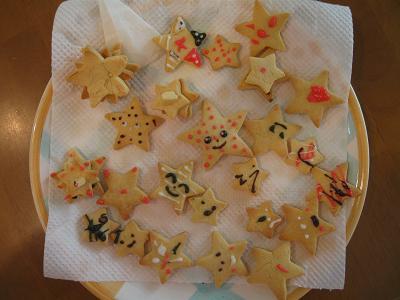 1クリスマスクッキー4