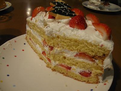 1クリスマスケーキ5