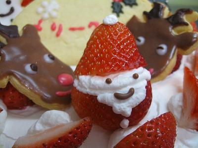 1クリスマスケーキ4