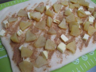 1リンゴパン1
