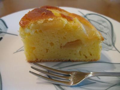 1アップルケーキ2