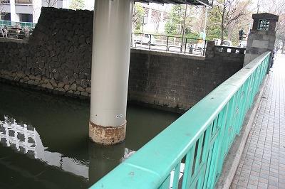 一ツ橋から見た日本橋川