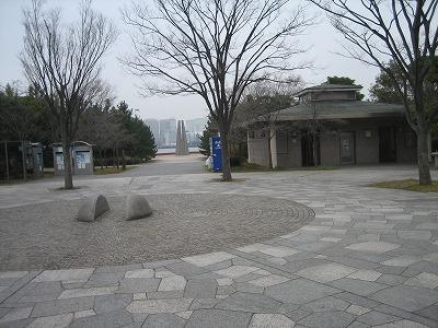 潮風公園入り口②