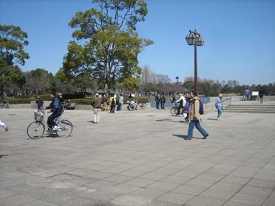 浮間公園入り口