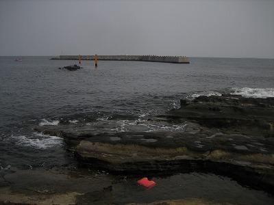 釣り場風景①