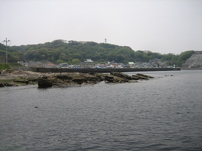 釣り場風景②