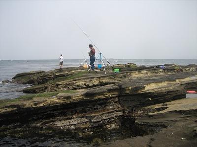 釣り場風景③