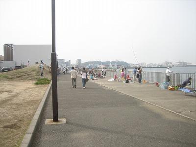 釣り場風景⑥