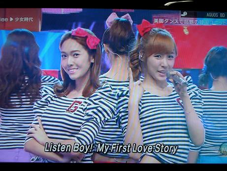 SNSDMusic station 101022 012s