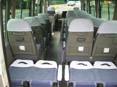 最後列座席設定