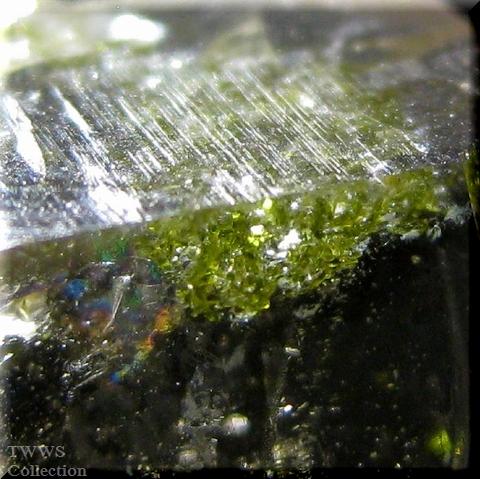 煙水晶緑簾石_ナミビア1アップ4