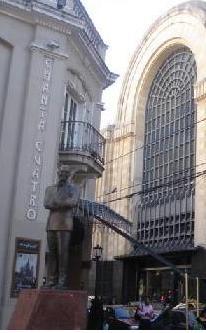 アルゼンチンのビル街byタンゴカンパニー新潟・長岡
