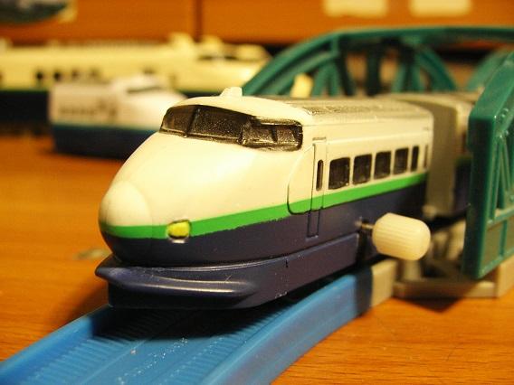 人気者新幹線スペシャル2のラインナップされていた物