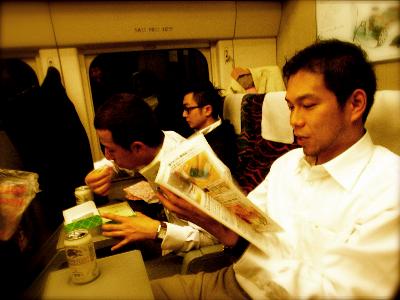 朝7時新幹線2