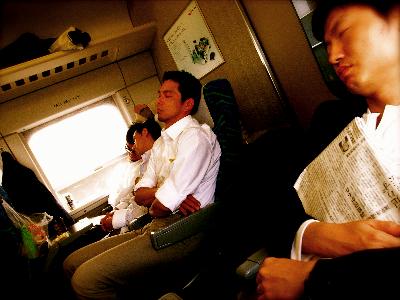朝7時新幹線3